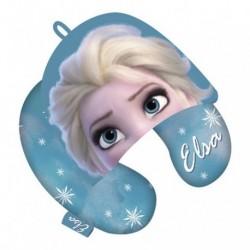 Cojin Cuello C/Capucha Frozen ll Disney 33cm.