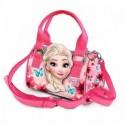 Bolso Chest Go Frozen Disney Summer Chill 15x18x12cm