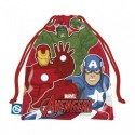 Saquito Merienda Avengers Marvel 26.5x21.5cm.
