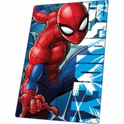 Manta Polar Spiderman Marvel 150x100cm.