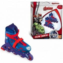 Patines En Linea Avengers Marvel T. 33/36