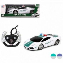 BigBuy Fun- Coche Guardia Civil