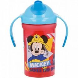 Vaso De Entrenamiento Mickey Disney 300ml.