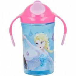 Vaso De Entrenamiento Frozen Disney 300ml.