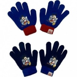 Guantes Mickey Disney T.Unica