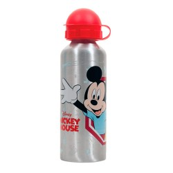 Botella Aluminio Mickey Disney 520ml