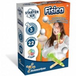 Starter Kit Física Juguete Cientifico y Educativo