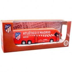 Autobus Del Atlético De Madrid