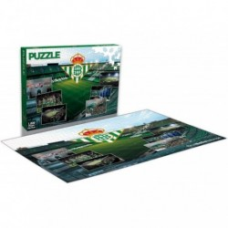 Puzzle Real Betis 1000 Piezas