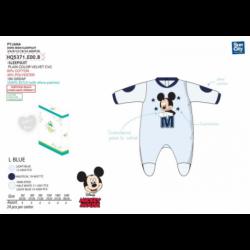 Pelele Bebe Mickey Disney en Caja T.9