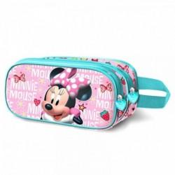 Portatodo 3D Minnie Disney Doble