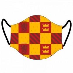 Mascarilla Higienica Reutilizable Gryffindor Harry Potter Infantil