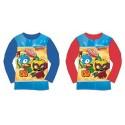 Camiseta Super Zings 5Und.T. 3-4-5-6-8