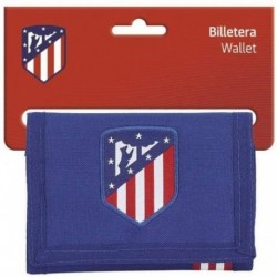Billetero Atletico De Madrid 12,5x9,5cm.