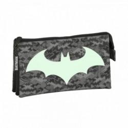 Portatodo Triple Batman 22x3x10cm.