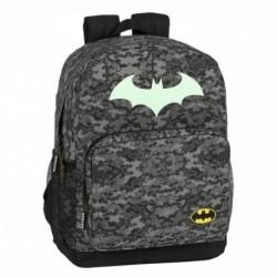 Mochila Batman Adaptable 32x14x43cm.