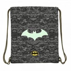 Saco Mochila Batman 35x40cm.