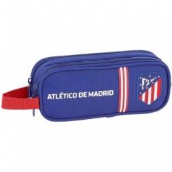 Portatodo Atletico de Madrid Doble 21x8x6cm.