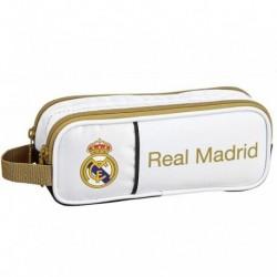 Portatodo Real Madrid Doble 21x8x6cm.
