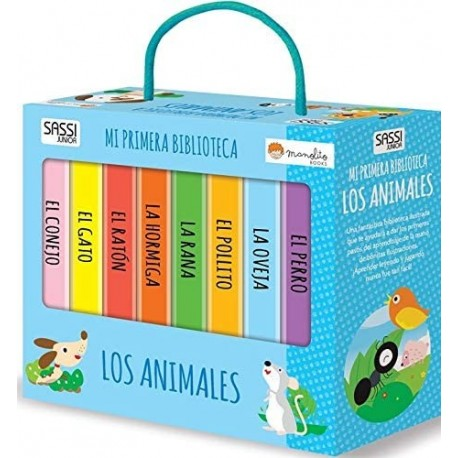 Animales, Los Mi primera biblioteca