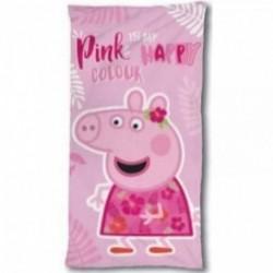 Toalla Peppa Pig Microfibra 70x140cm