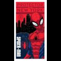 Toalla Spiderman Marvel Microfibra 70x140cm.