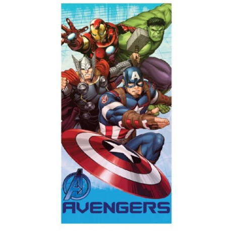 Toalla Avengers Marvel Microfibra 70x140cm