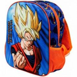 Mochila Dragon Ball 40x31x15cm.