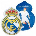 COJIN REAL MADRID CON FORMA 40X29X3CM