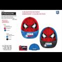 Gorra Spiderman Marvel Premium T.52-54