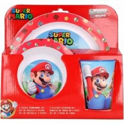 Set Desayuno Micro Super Mario