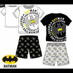 Pijama Batman 4Und.T. 3-4-6-8