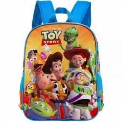 Mochila Infantil Toy Story 40x31x15cm.