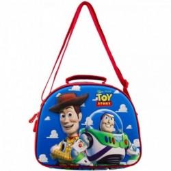 Bolsa Portameriendas 3D Toy Story 20,5x26x10cm