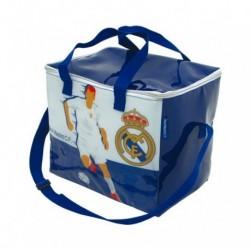 Bolsa Termica Termica Real Madrid 30x22x25cm.