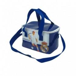Bolsa Termica Termica Real Madrid 22.5x15x16.5cm.