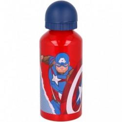 Botella Aluminio Avengers Marvel 400ml.