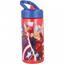 Botella PP Playground 410 ML Avengers Rolling Thunder