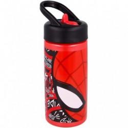 Botella PP Playground 410 ML Spiderman Marvel