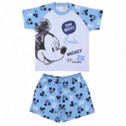 Conjunto Baby Mickey Disney 6Und.T. 3 a 12 Meses