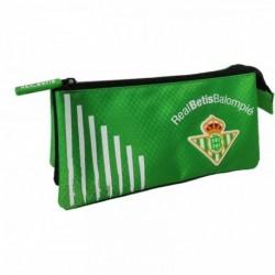 Portatodo Triple Real Betis 23.5x11.5cm