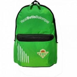 Mochila Grande Real Betis 43x33x3cm.