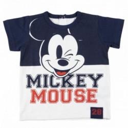 Camiseta Baby Mickey Disney 6Und.T. 3 a 36 Meses