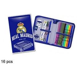 Plumier Real Madrid 1 Cremallera