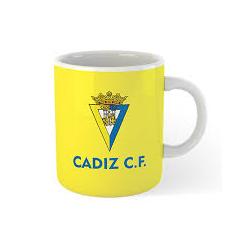 Taza Ceramica Cadiz C.F,