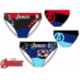 Culetin Bano Avengers Marvel 4Und.T. 4-6-8-10