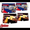 Boxer Bano Avengers Marvel 4Und.T. 4-6-8-10