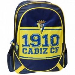 Mochila Cadiz F.C. Adaptable 43x18x32cm.