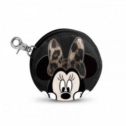 Monedero Redondo  Minnie Disney