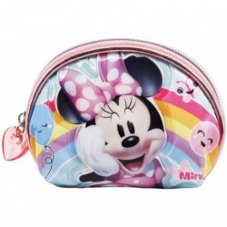 Monedero Minnie Disney 9x11.5x4.5cm.